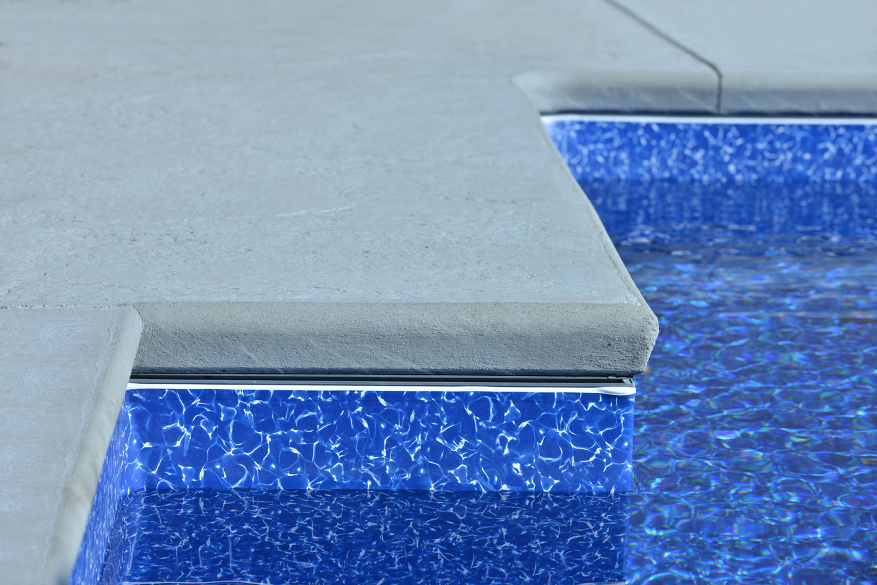 Pool Coping Modern Moulding